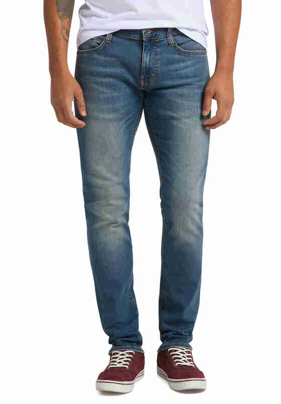 Hose Oregon Tapered, Blau, model