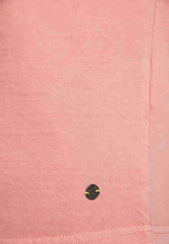 T-Shirt Print-Shirt, Rosa, bueste