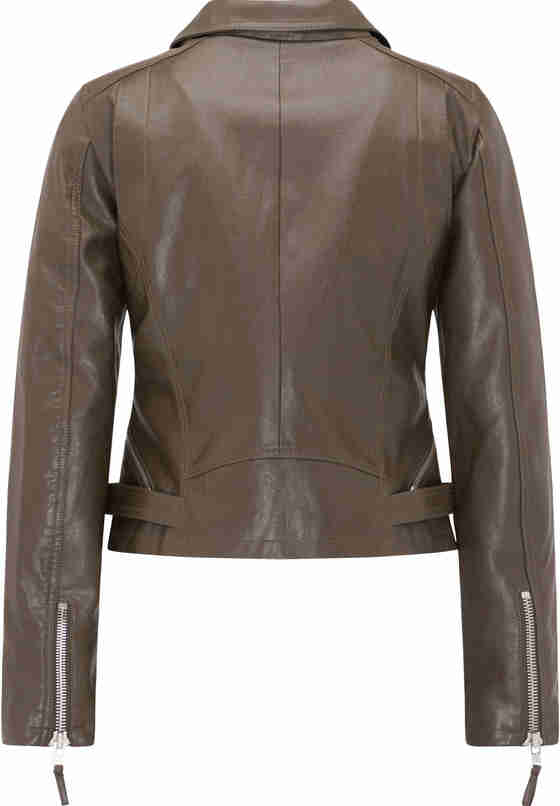 Jacke womens biker jacket veg, Grün, bueste