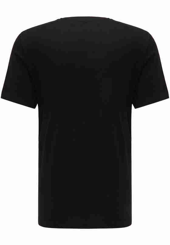 T-Shirt Logoshirt, Schwarz, bueste