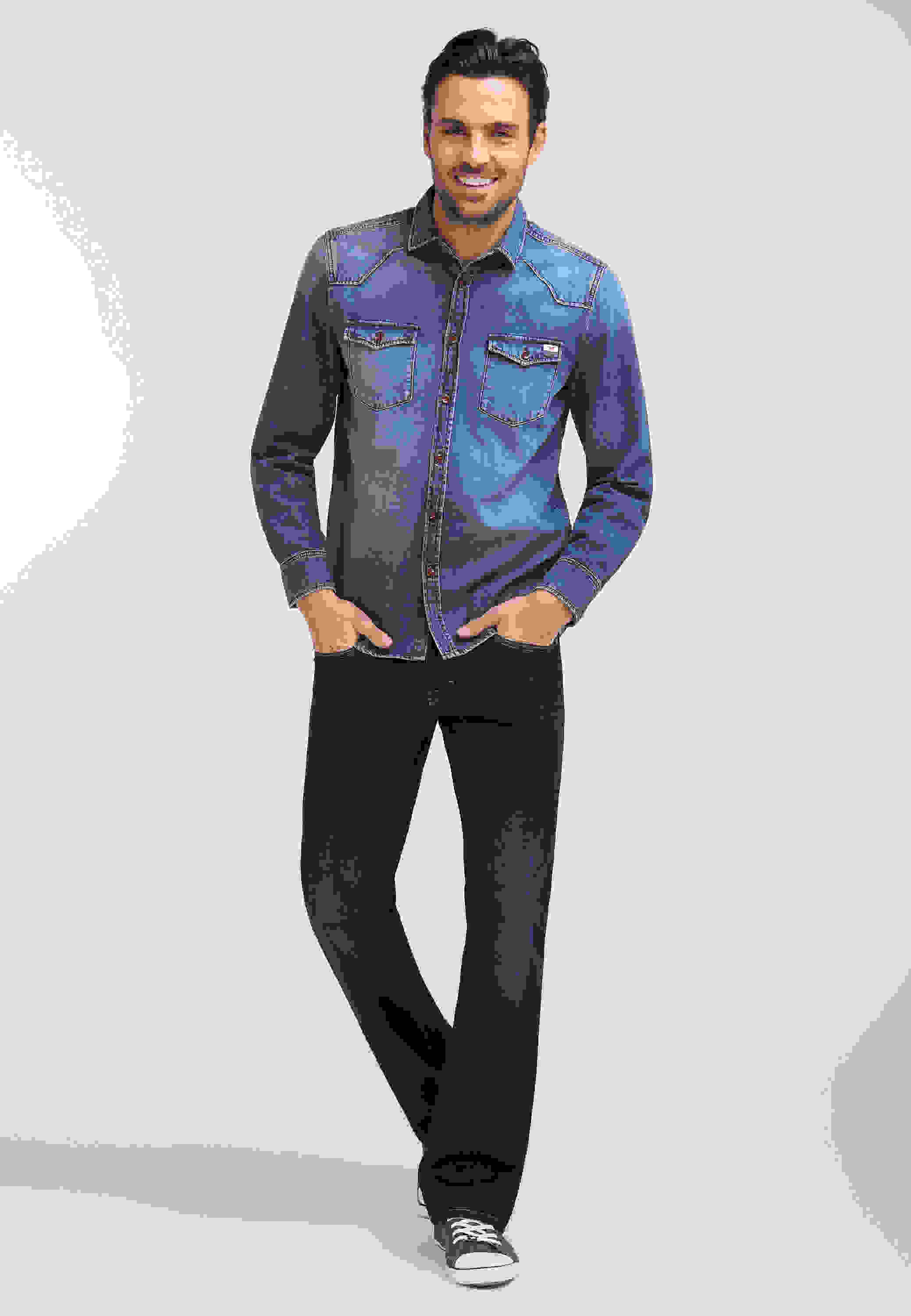 Hemd Classic Denim Shirt