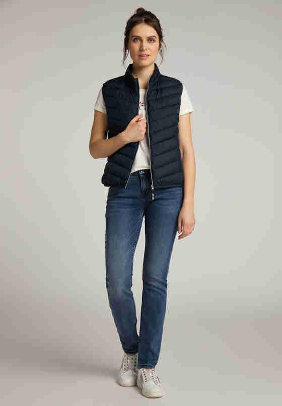 Hose Jasmin Slim, Blau 775, model