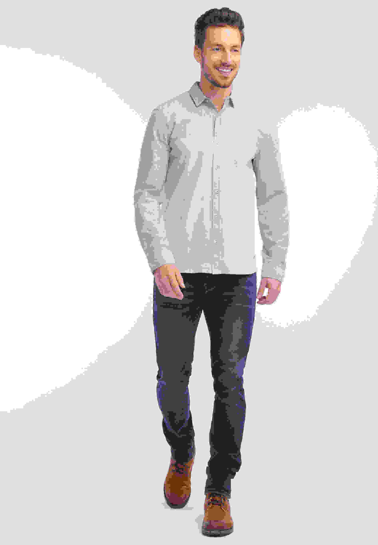 Hemd Langarm-Hemd