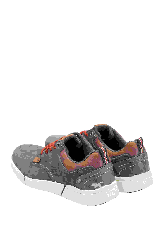 Schuh Leder-Sneaker