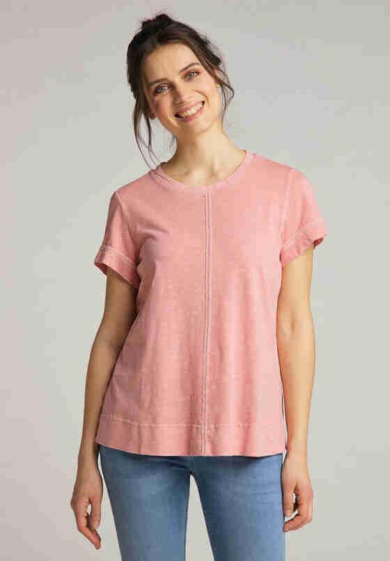 T-Shirt T-Shirt, Rosa, model