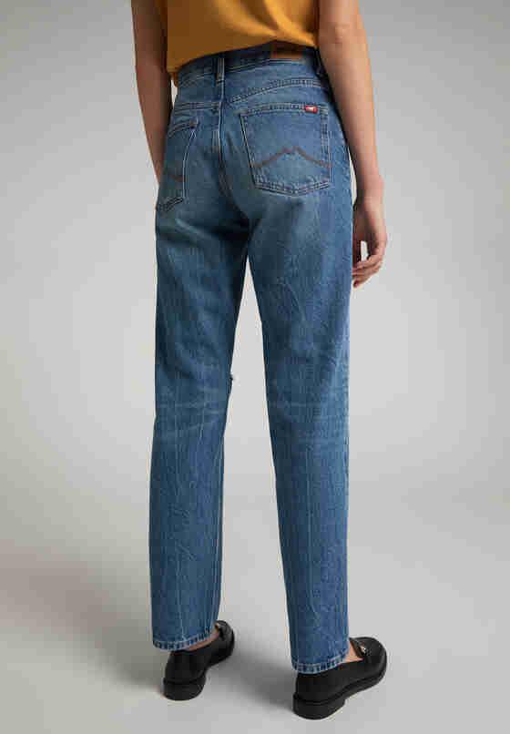 Hose Kelly Straight, Blau 685, model