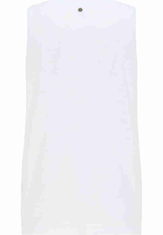 T-Shirt Tanktop, Weiß, bueste