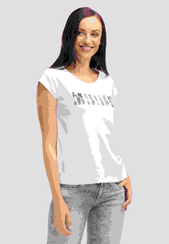 T-Shirt Flower Logo Tee