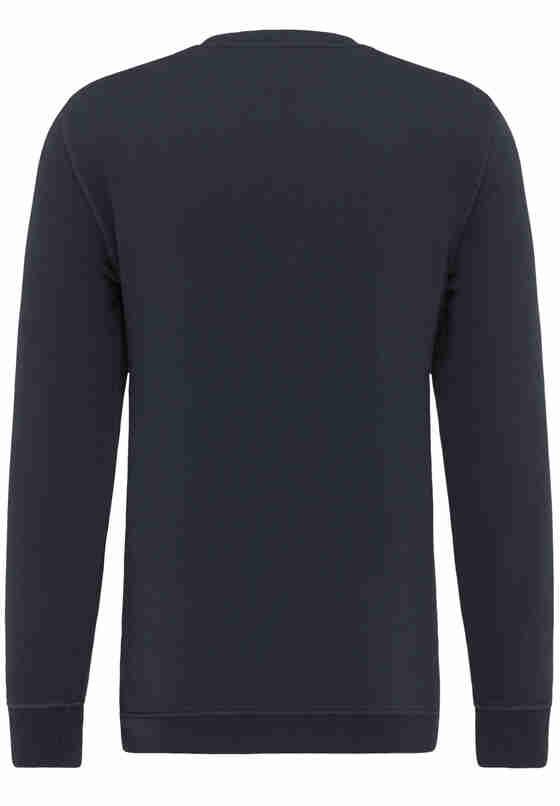 Sweatshirt Logo-Sweatshirt, Blau, bueste