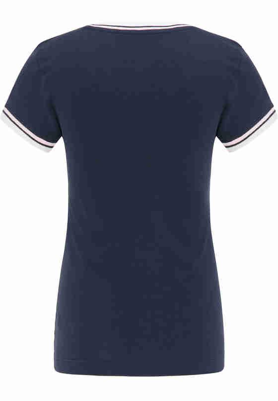 Unterwäsche T-Shirt, Navy, bueste