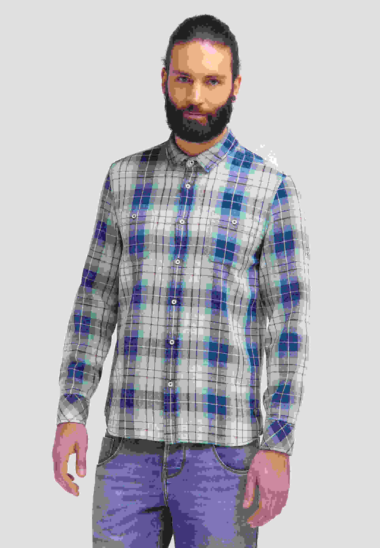 Hemd Langarmhemd