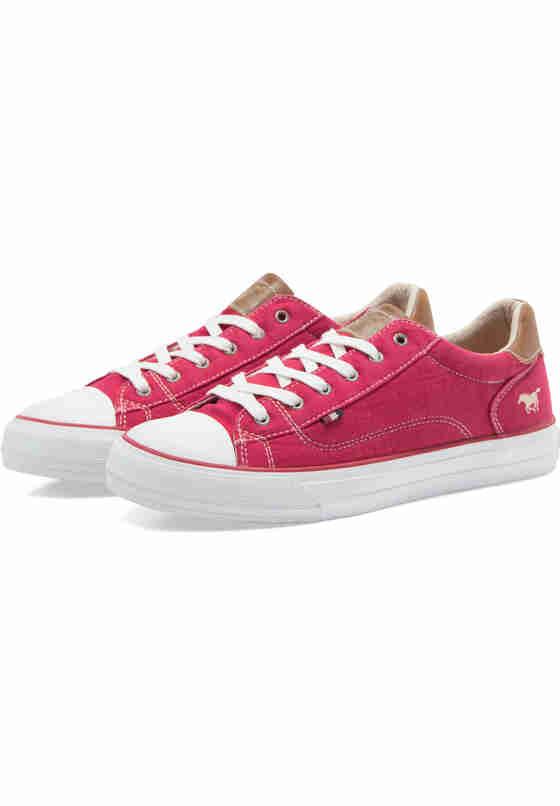 Schuh Schnürschuh, Rot, bueste
