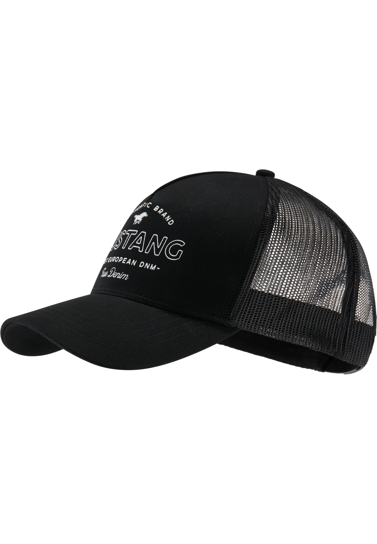 BMC Trucker Cap schwarz