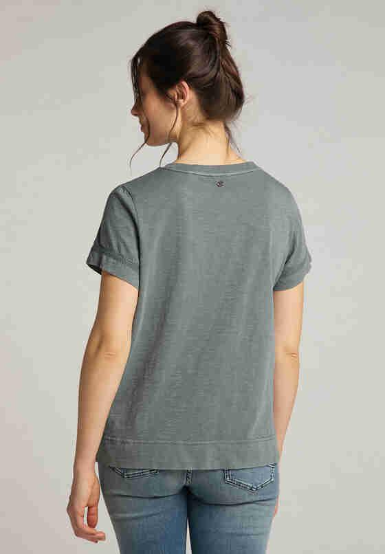 T-Shirt T-Shirt, Grün, model