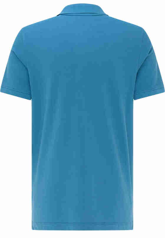 T-Shirt Poloshirt, Blau, bueste