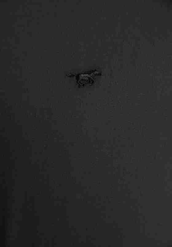 Hemd Kurzarmhemd, Grau, bueste