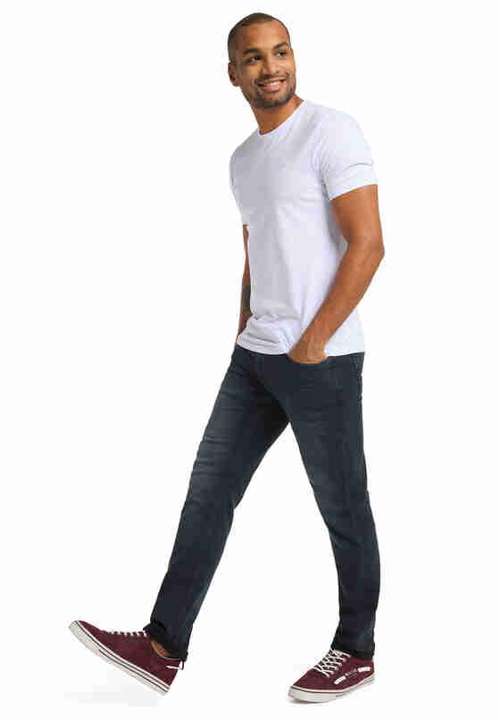 Hose Oregon Tapered K, Blau, model