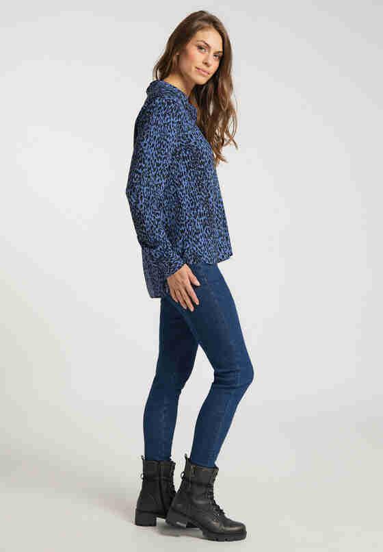 Bluse Bluse, Blau, model
