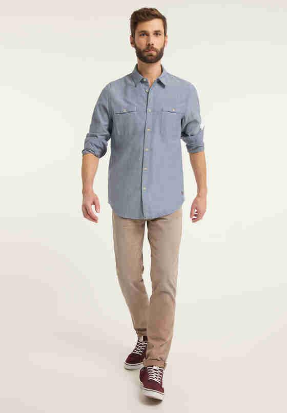 Hemd Hemd, Blau, model