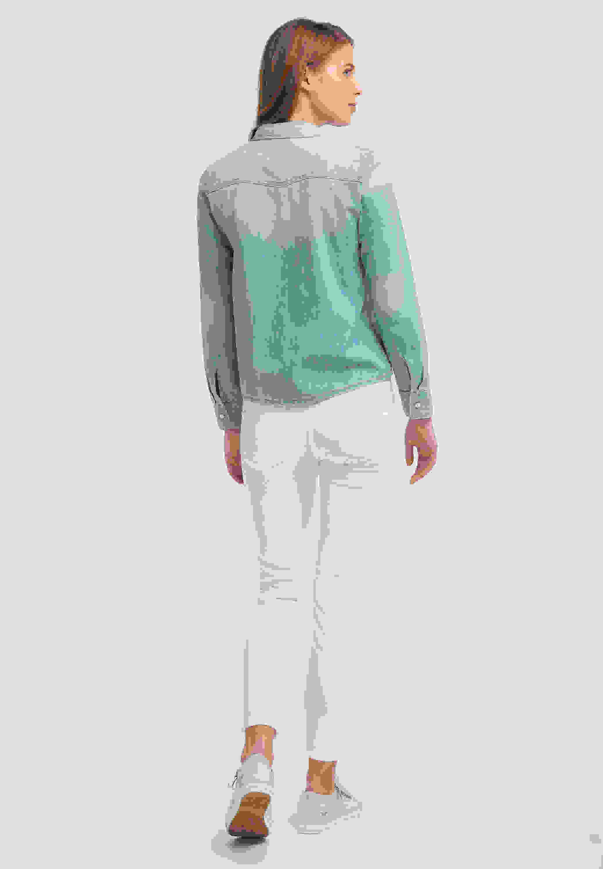 Bluse Denim Shirt