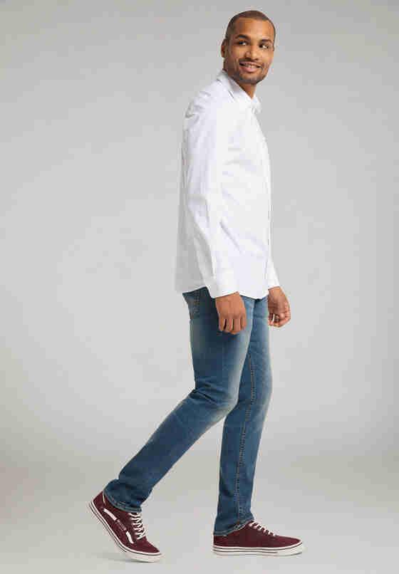 Hemd Casper KC Basic, Weiß, model
