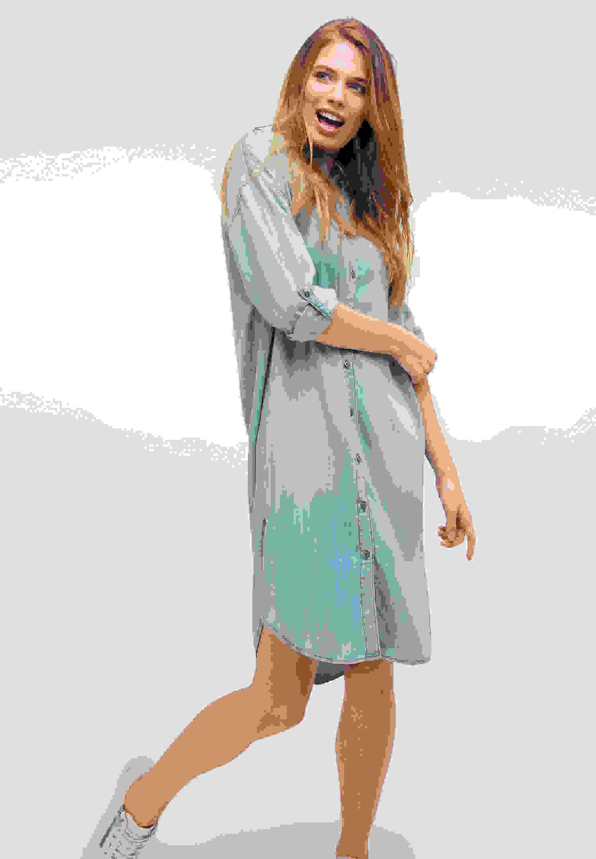 Kleid Jeanskleid