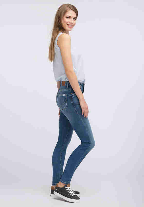 Hose Mia Jeggins, Blau 884, model