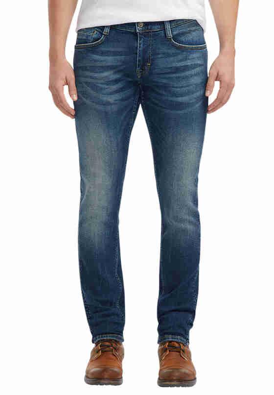 Hose Oregon Tapered, Blau 842, model