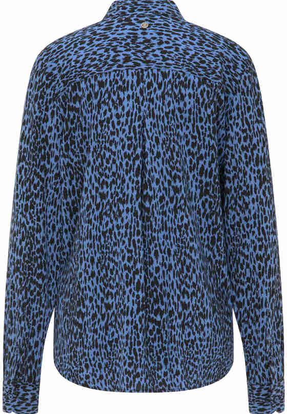 Bluse Bluse, Blau, bueste