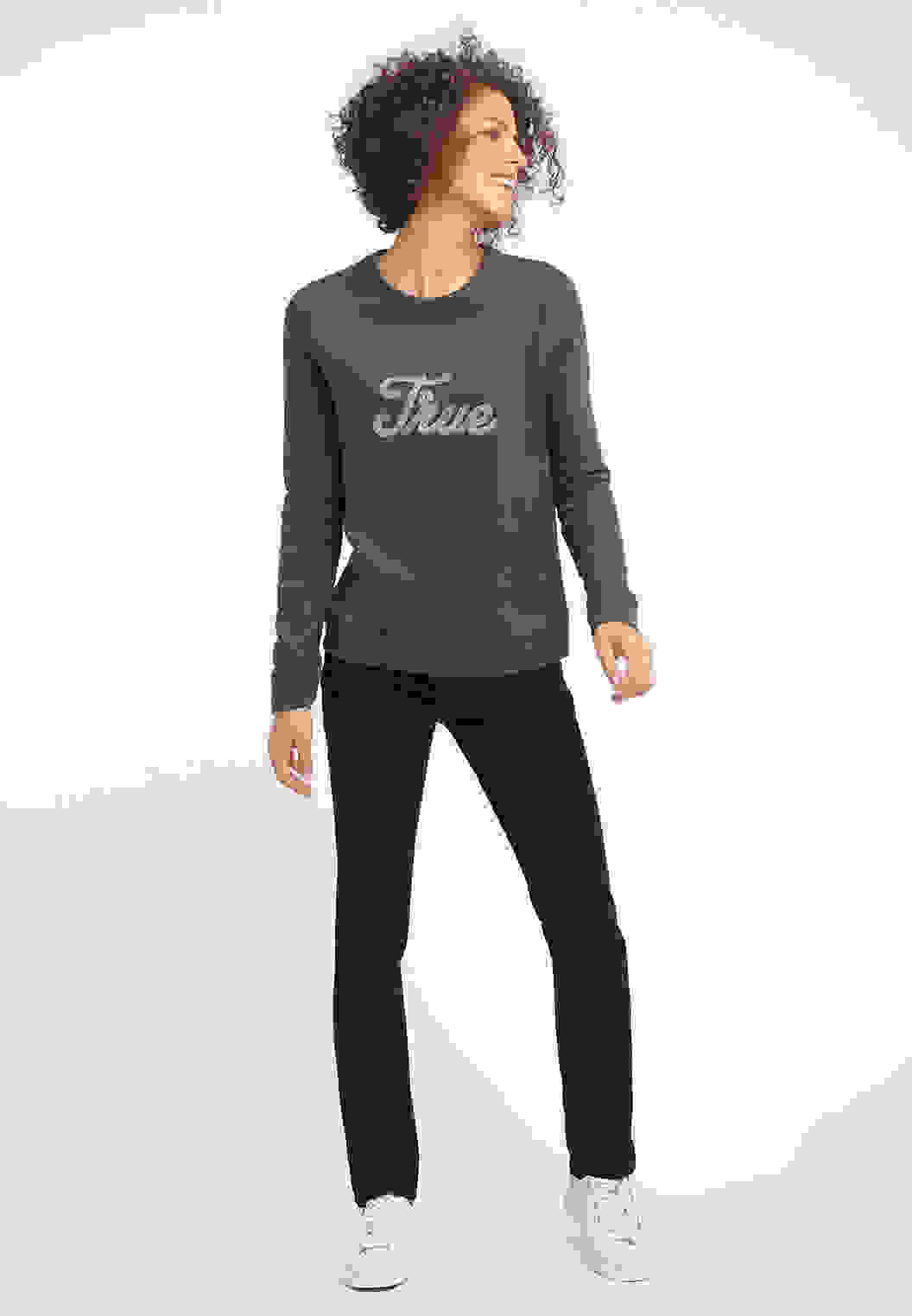Sweatshirt Statement-Sweatshirt
