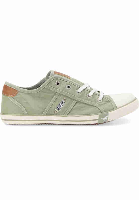 Schuh lace up shoes (low), Grün, bueste