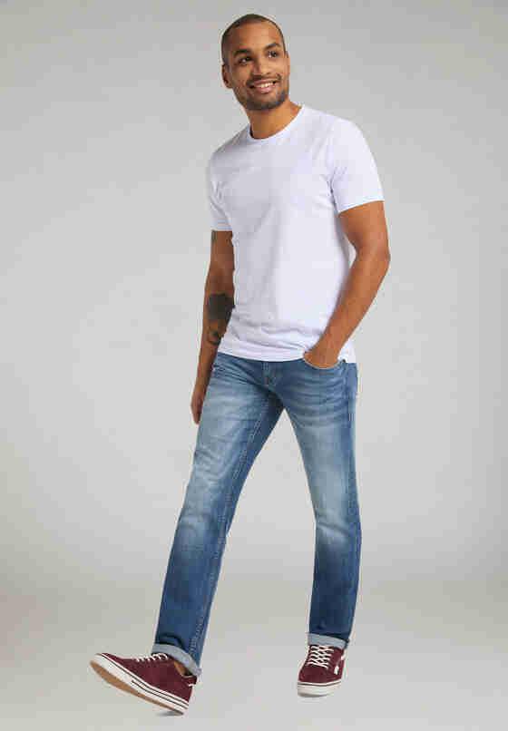Hose Oregon Straight, Blau, model