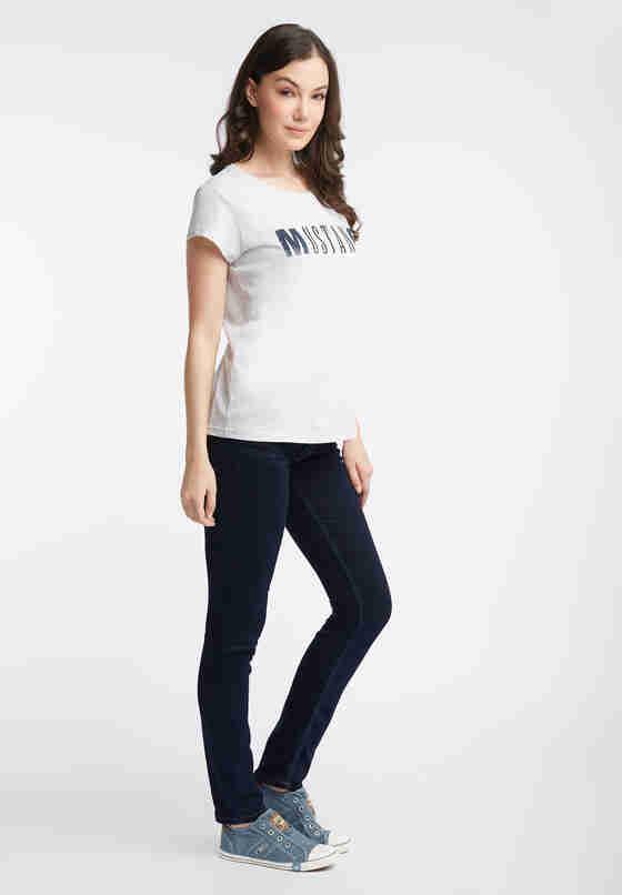T-Shirt Logoshirt, Grau, model