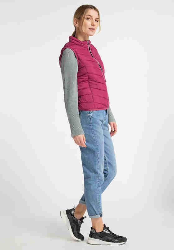 Jacke Steppweste, Rot, model