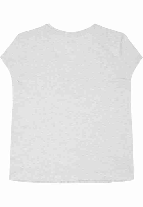 T-Shirt Alina C Logo Tee, Grau, bueste