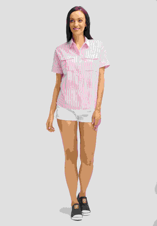 Bluse Striped Blouse