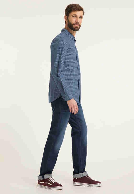 Hemd Karohemd, Blau, model