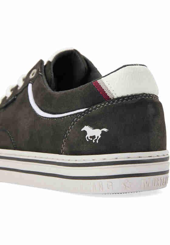Schuh Schnürschuh, Grau, bueste