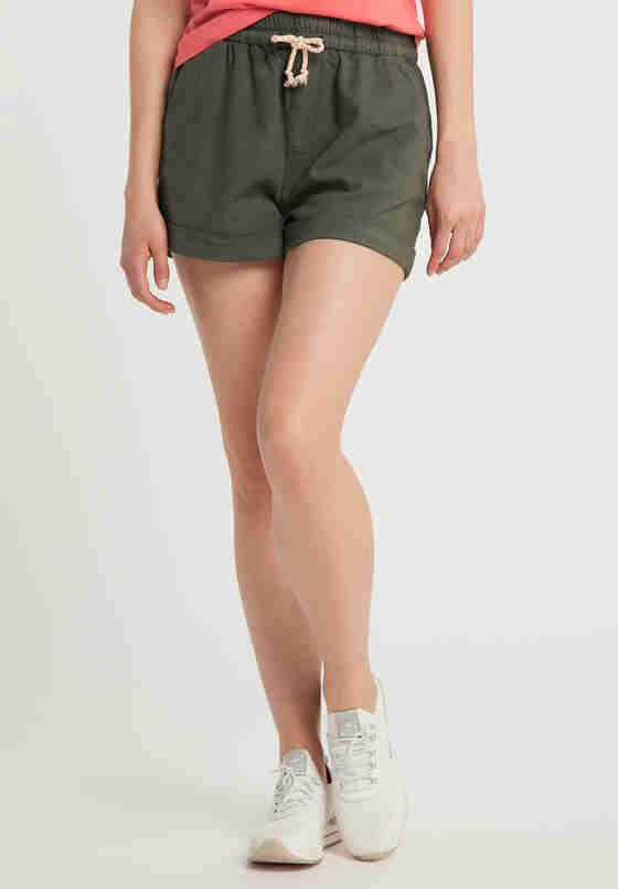 Hose Beach Shorts, Grün, model