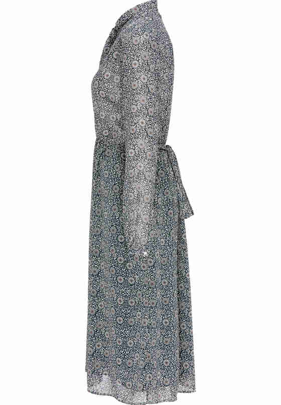 Kleid Fanny V Chiffon, Bunt, bueste