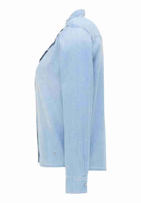 Hemd Jeanshemd, Blau 215, bueste