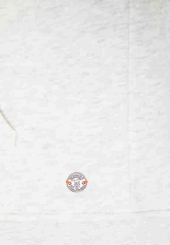Sweatshirt Hoodie, Grau, bueste