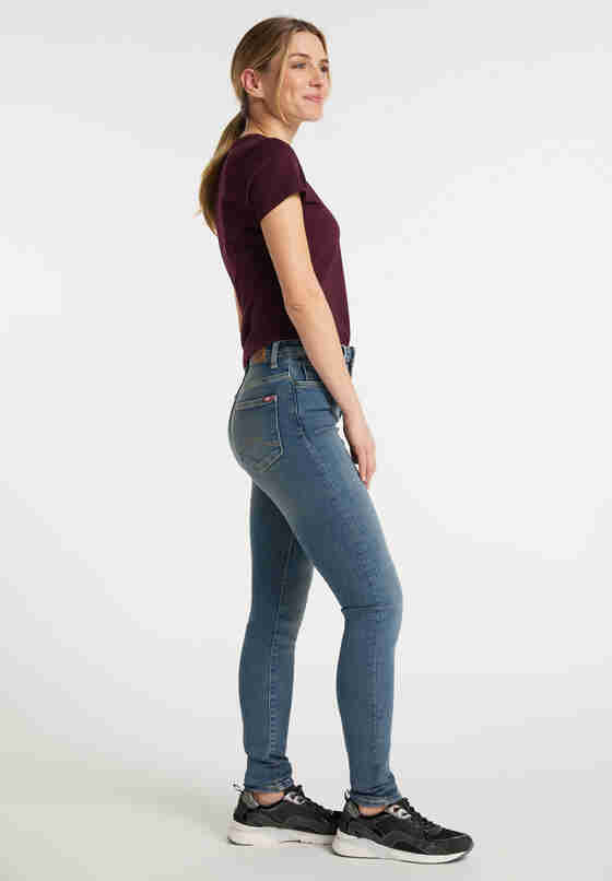 Hose Mia Jeggings, Blau 572, model