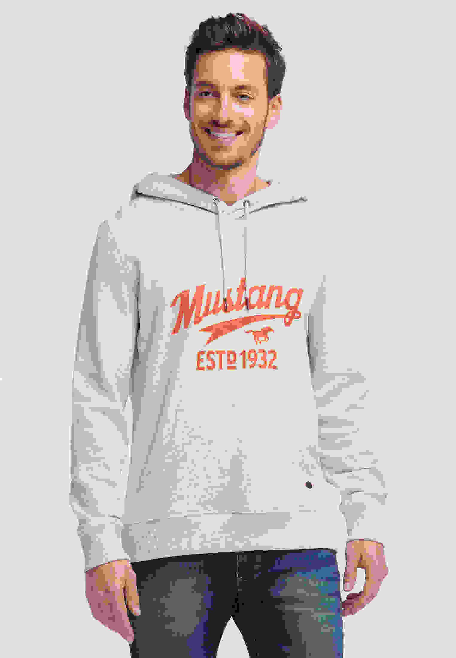 Sweatshirt Print-Hoodie