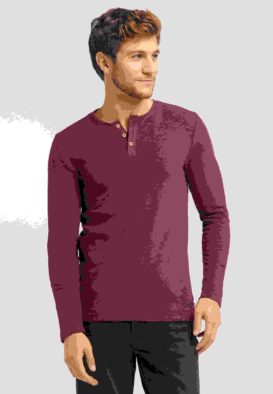 T-Shirt Anton Fancy Henley