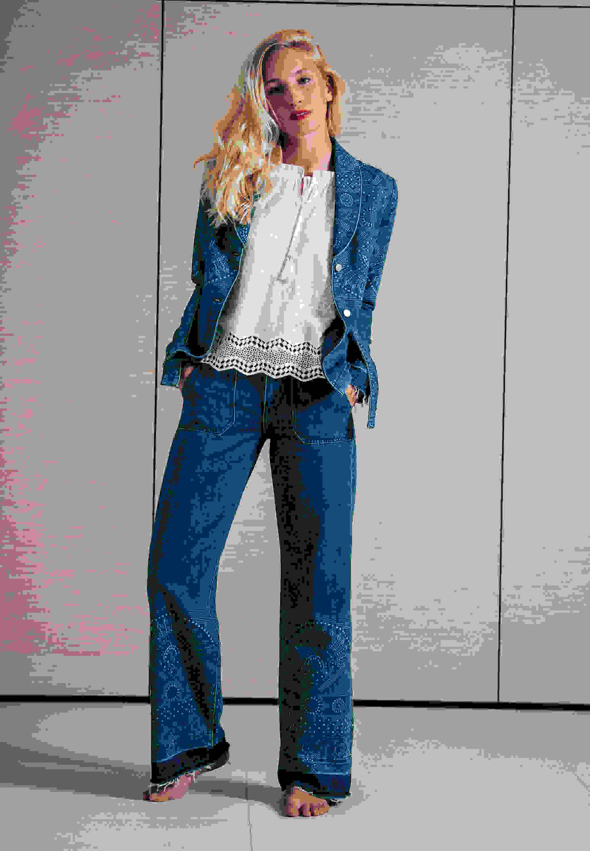 Jacke Jeansblazer