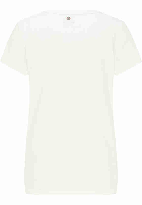 T-Shirt Logoshirt, Weiß, bueste