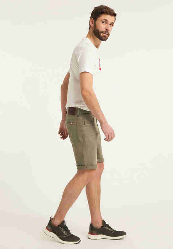 Hose Chicago Shorts Z, Grün, model