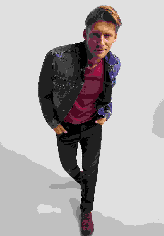 Jacke Jeansjacke