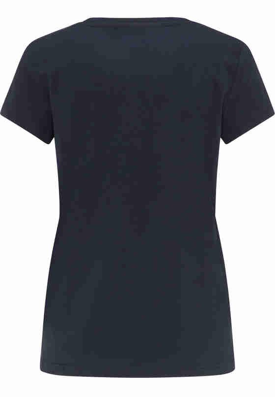 T-Shirt Alina C Print, Blau, bueste